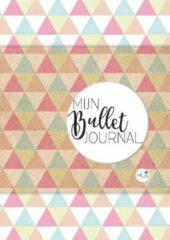 MUS creatief Mijn Bullet Journal - Driehoek - A6