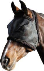 Harry's Horse Harrys Horse Vliegenmasker - Zwart - Zonder Oren - XLarge