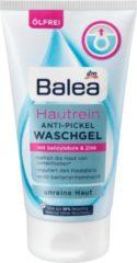 DM Balea skin clean anti-puistjes wasgel (150 ml)