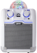 Gemini MPA-1000 W Bluetooth speaker met LED lichtshow Wit