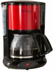 Koffiezetapparaat Subito FG360D Moulinex rood/zwart