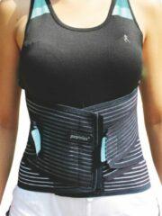 Prorelax® Coolfit rugbandage Prorelax zwart