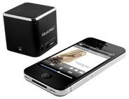 Technaxx MusicMan Mini Wireless Soundstation BT-X2 - Lautsprecher - tragbar - kabellos