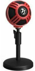 Arozzi Sfera Table microphone Bedraad Zwart, Rood