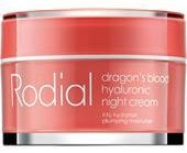 Rodial Pflege Hautpflege Dragon's Blood Hyaluronic Night Cream 50 ml