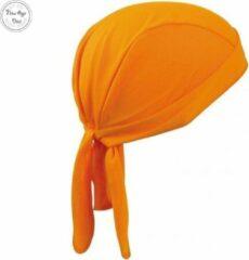 New Age Devi - Sport Bandana - Unisex - One Size - Oranje