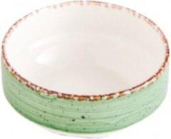 Gural Ent color Set 6 Slakom 12cm 38cl Groen 616980
