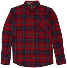Volcom Caden Plaid Shirt LS Boys