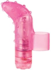 EDC gecensureerd Pipedream Toys mini vibrator Finger Fun roze - 3 inch 7
