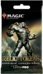 Asmodee MTG Relic Tokens Lineage Collection