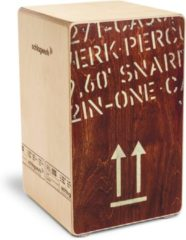"""Schlagwerk """"2inOne"""" Cajon CP404RED, large, Red Edition"""