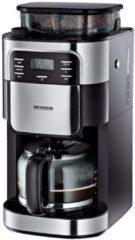 Severin KA 4810 sw-eds-geb. - Kaffeeautomat m.Mahlwerk KA 4810 sw-eds-geb.