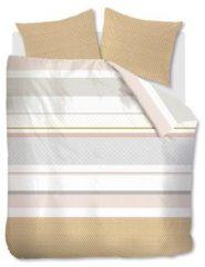 Huidskleurige Beddinghouse Sweet Lace - Dekbedovertrek - Tweepersoons - 200x200/220 cm + 2 kussenslopen 60x70 cm - Nude