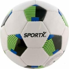 SportX Mini Voetbal Neon Colors Groen 160-180gr