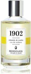 Berdoues 1902 Amande & Tonka 100 ml - Eau De Toilette Spray Damesparfum