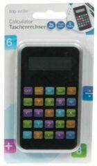 Zwarte Non-License Rekenmachine TopWrite