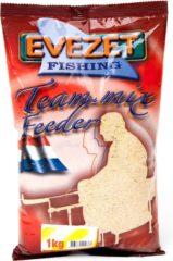 Bruine Evezet Feeder Lokvoer - Lokvoer - 1 kg - Zand