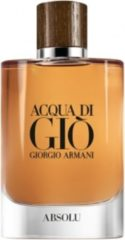 Emporio Armani Giorgio Armani Acqua di Gio Absolu 125 ml - Eau de Parfum - Herenparfum