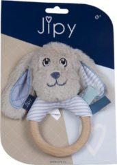 Boeketbinderij.be Jipy Rammelaar Hond Blauw