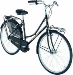 26 Zoll Damen Holland Fahrrad Alpina... schwarz