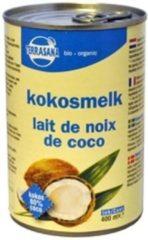 Terrasana Kokosmelk 22% vet 400 Milliliter