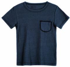 Minibär DESIGN Shirt met korte mouwen, blauw 98/104