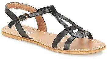 Afbeelding van Zwarte Sandalen So Size DURAN