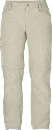 Afbeelding van Fjällräven Daloa MT Zip-Off Trousers – dames – afrtisbroek – maat 40 - beige