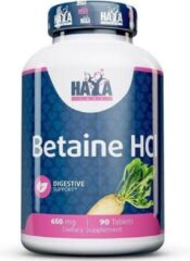 Brand Betaine HCL Haya Labs 90tabl