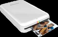 "Polaroid 2x3"", Bluetooth, NFC, micro-usb, 500 mAh, White (POLMP01W)"