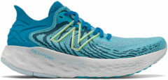 Turquoise New Balance Women's Fresh Foam X 1080v11 Running Shoes - Hardloopschoenen