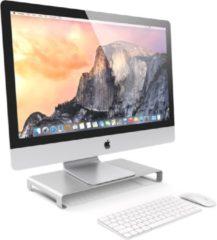 Zilveren Satechi Slim aluminum monitor standaard