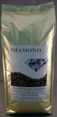 Diamond espressobonen Roma, 1000 gram