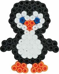 Hama Strijkkralenset Maxi - Pinguin, 250st.