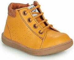 Oranje Hoge Sneakers GBB FOLLIO
