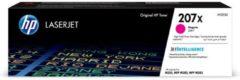 Paarse HP 207X tonercartridge 1 stuk(s) Origineel Magenta