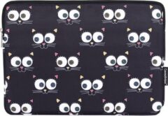 Somstyle Laptophoes 13 Inch GV – Macbook Pro 13 Inch case 2009-2012 – Macbook Air 2008-2017 Case – Laptop Sleeve – Cat