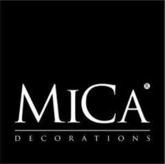 Mica Decorations Amon Vierkante Bijzettafel - 41 x 41 x 47,5 cm - Roze