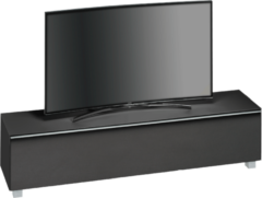 Bermeo Tv-meubel Fristi 180 cm breed - Zwart