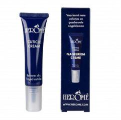 Herôme Herome Cuticle Cream – 15ml. – Nagelriemcreme. Herstelt droge en ingescheurde nagelriemen. Ontstekingsremmend.