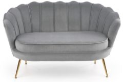 Home Style Fauteuil Amorinito 133 breed in grijs