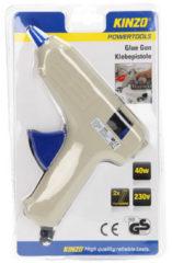 Kinzo Lijmpistool Inclusief 2 lijmpatronen 230 V - 40 W