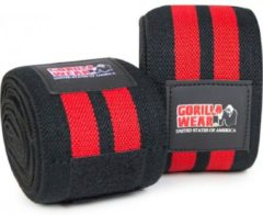 Gorilla Wear Knee Wraps - 98 inch / 250 cm