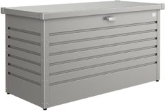 Biohort Opbergbox/Hobbybox 130 kwartsgrijs metallic - 134 x 62 x 71 cm