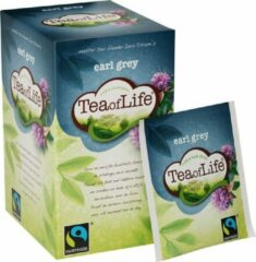 Tea of Life earl grey 4 * 20 zakjes