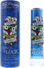 Ed Hardy - Love & Luck - eau de toilette - 50ml