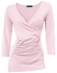 Roze Wikkelshirt