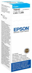 Epson inktfles T664 cyaan, 6500 pagina's - OEM: C13T664240