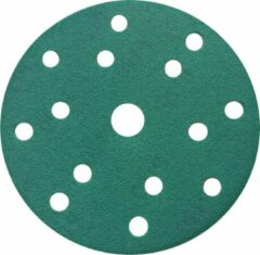 CEZET Velcro Filmbacking disc GROEN