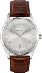 Hugo Boss BOSS HB1513795 DISTINCTION Polshorloge Leer Bruin Heren